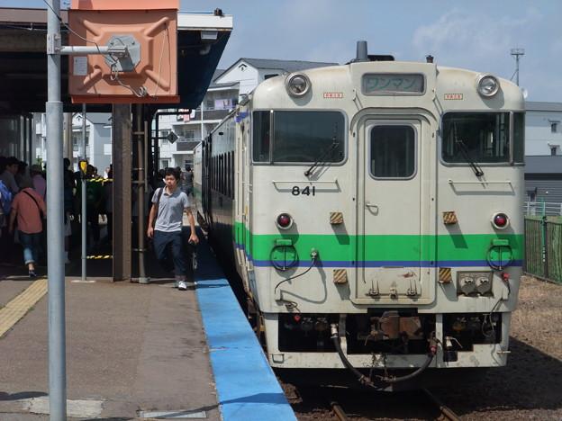 Photos: 江差駅