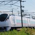Photos: 振り向けばE657系!