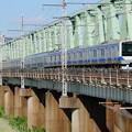 E531系&利根川橋梁