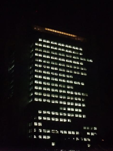写真: Night Building