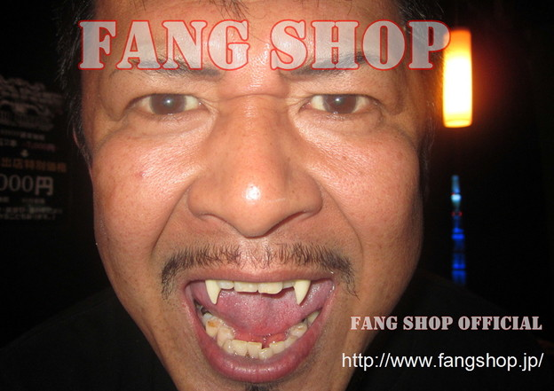 FANG SHOP 付け牙 N-0291