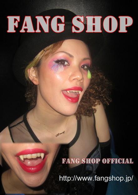 FANG SHOP 付け牙 N-0294