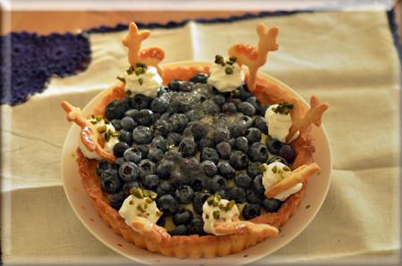 blueberrytart・・・。