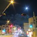 Photos: 満月の照明