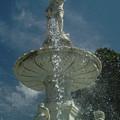 Photos: 白い噴水3