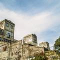 Photos: 聳え立つ根岸競馬場跡@SIGMA-DP1s