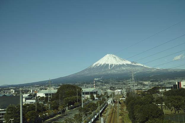 Photos: 富士山は弦楽器(爆)