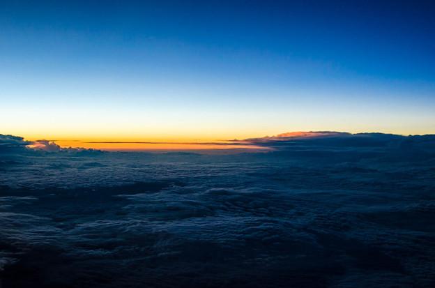 a sea of clouds-1