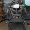 座りたいけど、、、