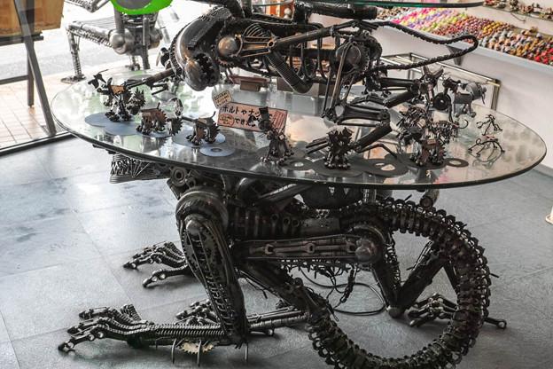 こんなテーブル受けまくりでしょう