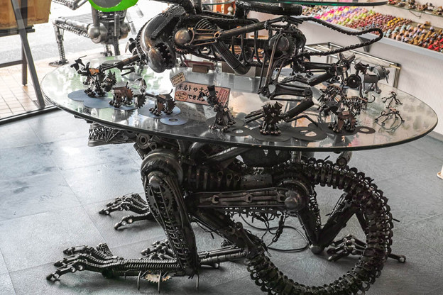 Photos: こんなテーブル受けまくりでしょう