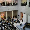Photos: 美術館で弾くのは好きです。