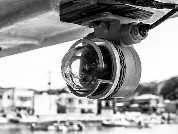 Photos: (男らしく見える)船の電球