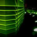 緑の蛇腹(爆)