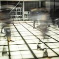 Photos: 透明人間のダンスパーティー(爆)