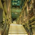 Photos: 人生の階段もここまで明るいと良いなあ(爆)