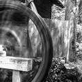 Photos: 事実無根の回転速度