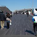 写真: 大桟橋@横浜