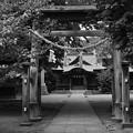 東京八王子、北野天満宮
