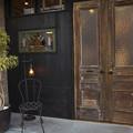 木製のドアは好き
