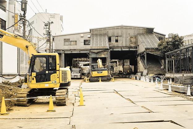 小田急線下北沢駅の今