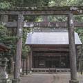 大石神社@神奈川県の最北部、相模原市緑区の牧野(まぎの)の山間にて