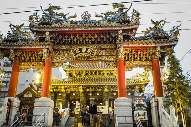 Photos: 関帝廟@横浜中華街