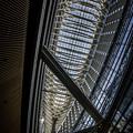 Photos: 天井の背骨
