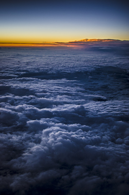 Photos: a sea of clouds-2