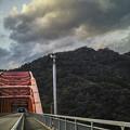 干支大橋4@宮崎の延岡から高千穂に通じる一本道にて