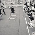 Photos: 竹馬ジャンプ!-1