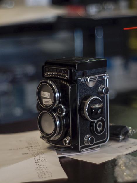 ソ連製・ジュピター50mmF2試写