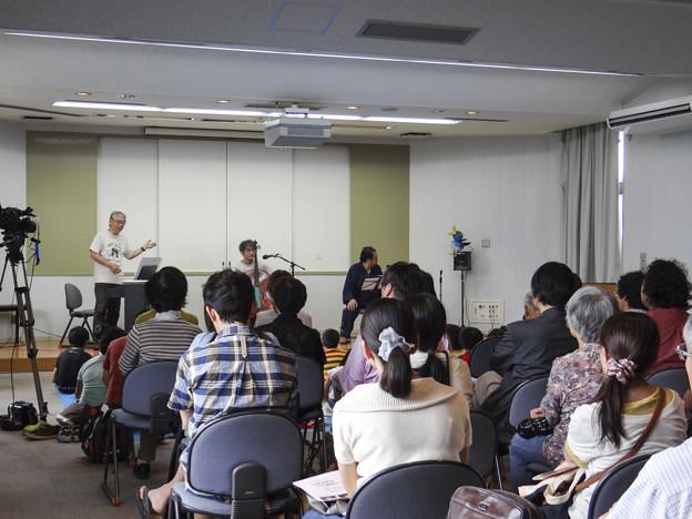 """私が作曲した""""セロ弾きのゴーシュ""""を岡山県の里庄町で上演しました"""