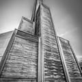 Photos: 木造のモニュメント