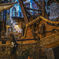 Photos: 海賊船