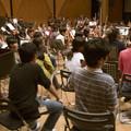Photos: 何気ない管弦楽の写真ですが