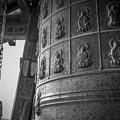 梵鐘の細かい装飾に仏と和歌が@秩父霊場巡礼の旅2013