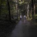 山寺から坂を下る@秩父霊場巡礼の旅2013