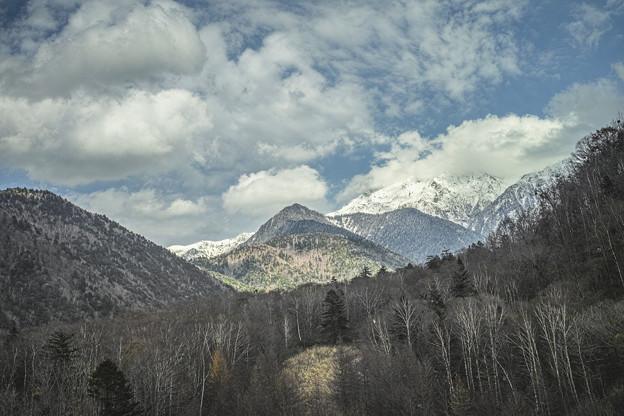 Photos: 晩秋の山々
