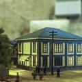 青い建物@mAAch ecute@万世橋