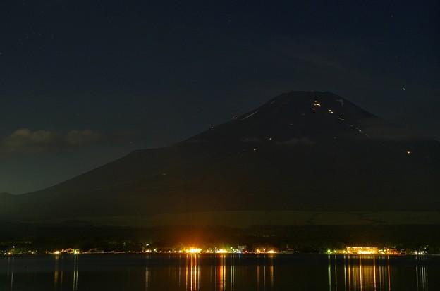 月光写真 山中湖01