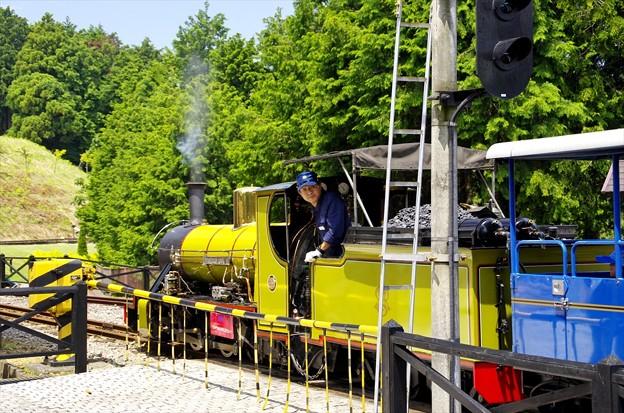 虹の郷04「ロムニー鉄道」