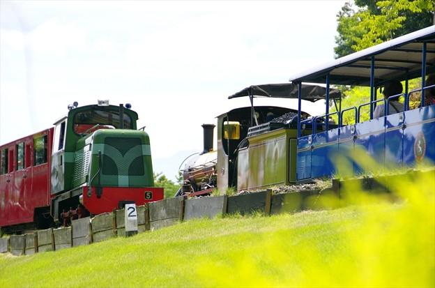 虹の郷08「ロムニー鉄道」