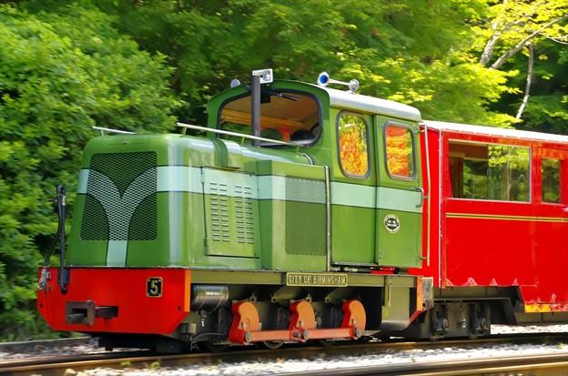 虹の郷10「ロムニー鉄道」