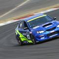 写真: WRX STI スーパー耐久