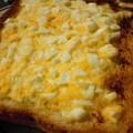 Photos: 20120727 ゆで卵ぐちゃぐちゃパン (焼いた後)