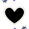 blue bouquet-clear