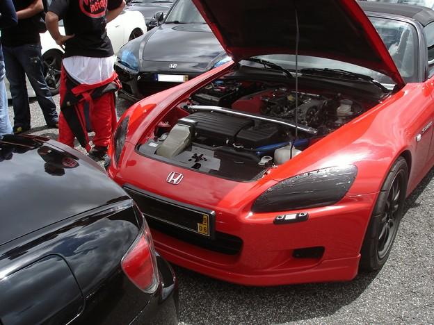 Trackday S2000 engine