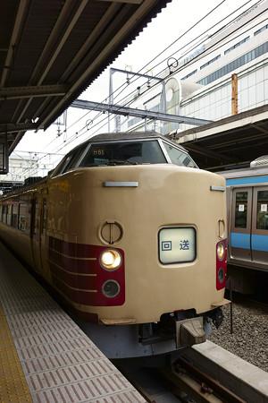 JR東日本 189系特急列車
