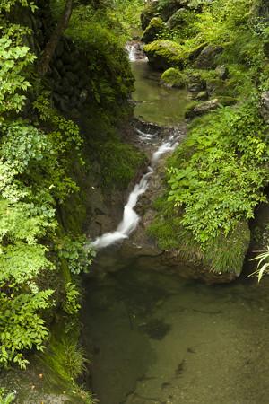 秩父華厳の滝の入り口